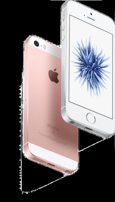 iPhone SE - 16GB - Rose Gold