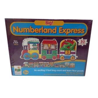 Istana Bintang - Numberland Express   Lazada Indonesia
