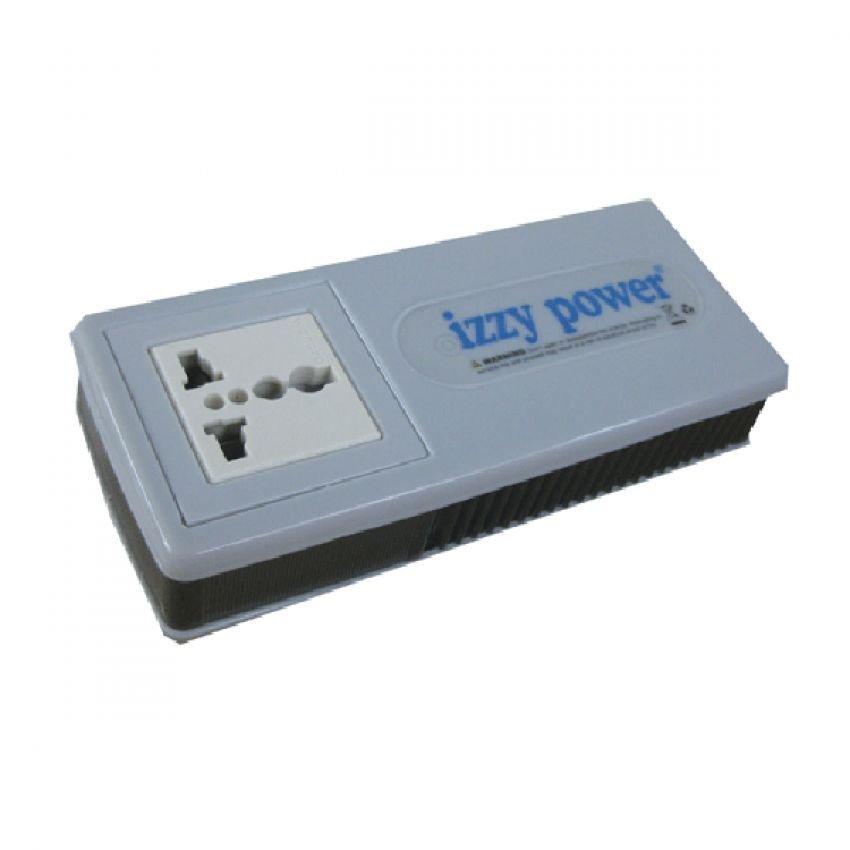 Izzy Power DC to AC Car Inverter HT-E-150-12 150 Watt 12 Volts FIT