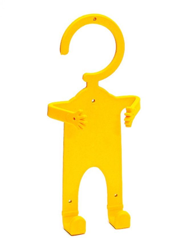 Jack Hug Me Cellphone Holder - Kuning