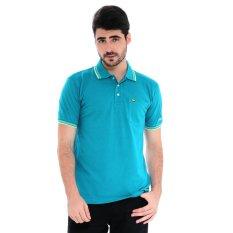 Jack Nicklaus Universal Polo Shirt - Teal Green - Hijau