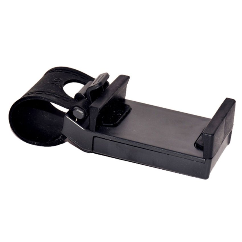 Jack Steer Phone Holder - Hitam