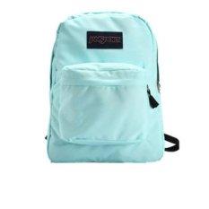JanSport T501 SuperBreak Backpack Green (Intl)
