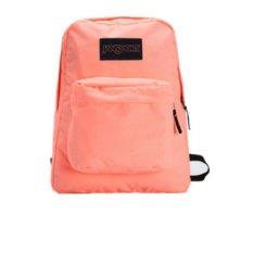 JanSport T501 SuperBreak Backpack Pink (Intl)