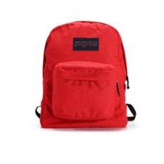 JanSport T501 SuperBreak Backpack Red (Intl)