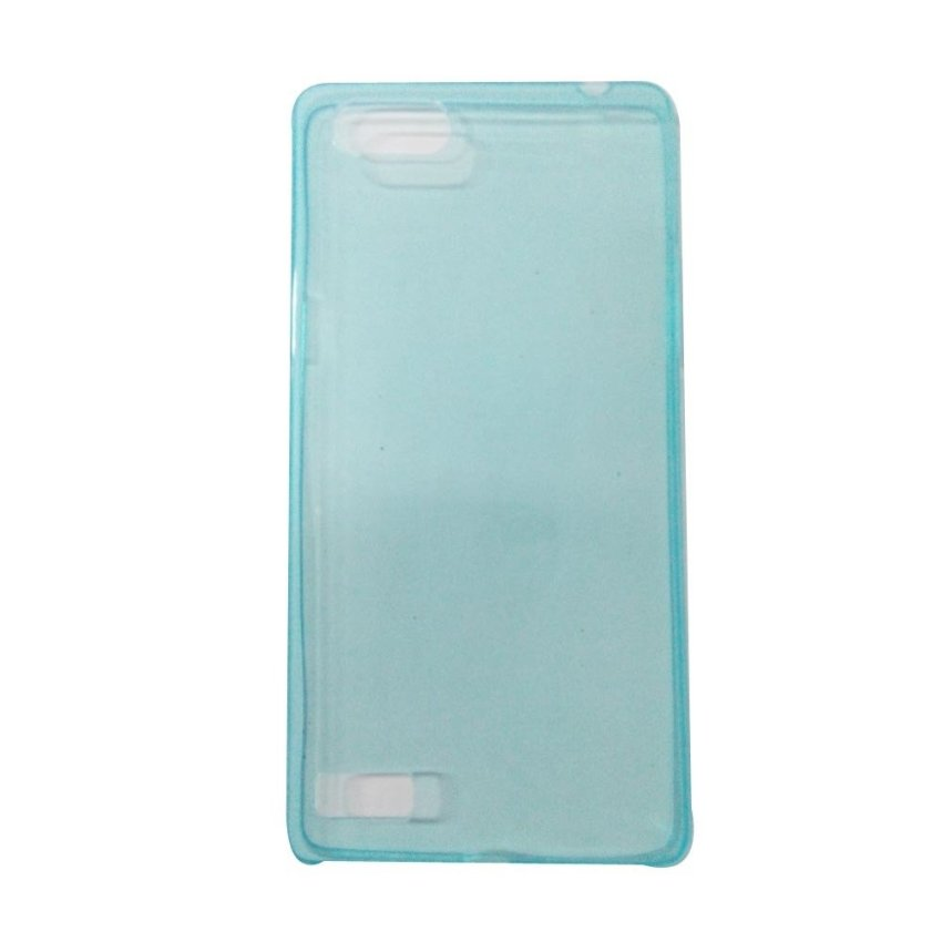 Jete Silicon Case for Oppo Neo 7 A33 - Biru