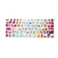 JH Keyboard Protective Film 13.3 Inch For Apple Mac-book Air / Mac-book Pro 147 - Intl