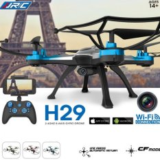 JJRC H29W WiFi FPV With 720P Camera Headless Mode One Press To Return 2.4GHZ 6-Aixs RC Quadcopter