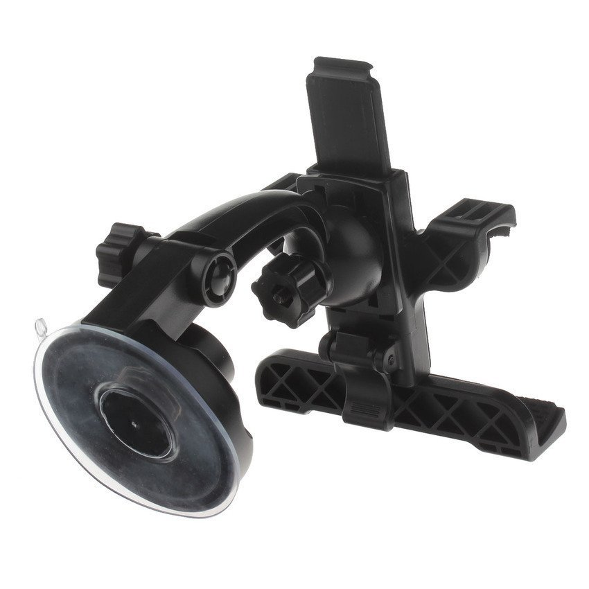 JOR 360 Degree Rotation Holder Mount w/ H17 Suction Cup + C61 Back Clamp for Samsung i9200 / Ipad MINI (Intl)