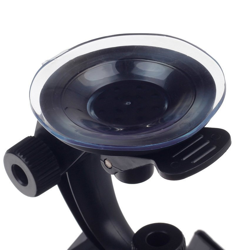 JOR 4.3 / 5.5ᄀᄆUniversal Car Suction Cup Mount Holder for Cell PHone, GPS - Black (Intl)