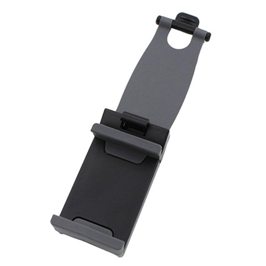 JOR Car Steering Wheel Bike Clip Mount Holder For iPhone Grey (Intl)