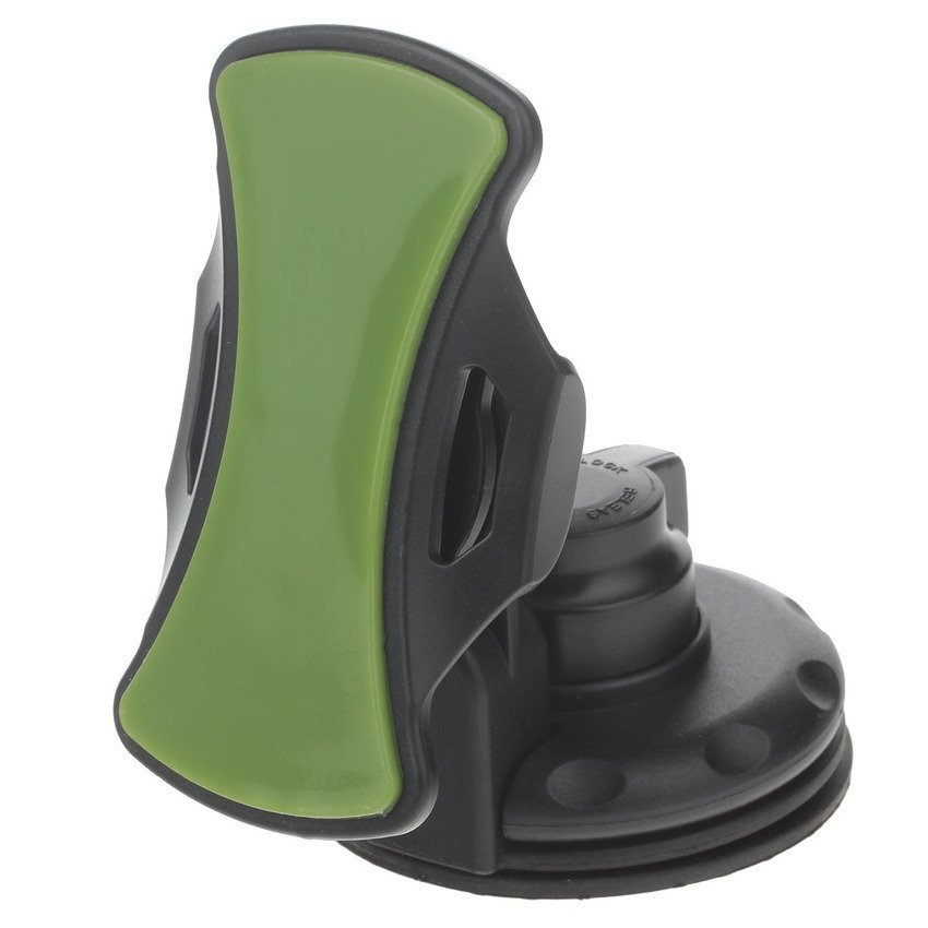 JOR H70 Car Instrument Desk Silicone Holder Mount w/ 2.5~9 Silicone Back Clip for GPS / PDA / Phone (Intl)
