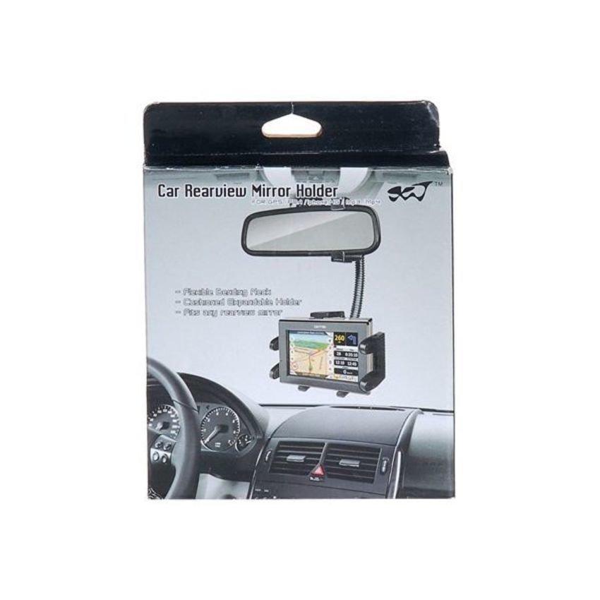 JOR In Car Adjustable Stand for MP3 MP4 (Black) (Intl)