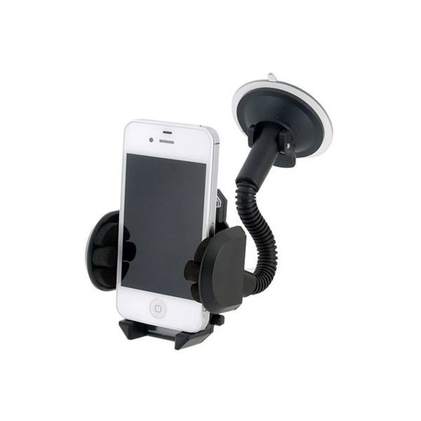 JOR In Car Adjustable Stand for MP4 MP3 GPS PDA (Black) (Intl)
