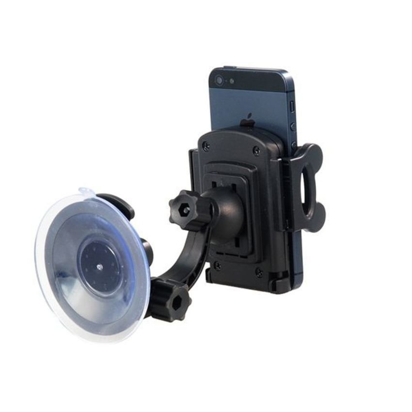 JOR Multifunction Mount Holder for iPhone (Black) (Intl)