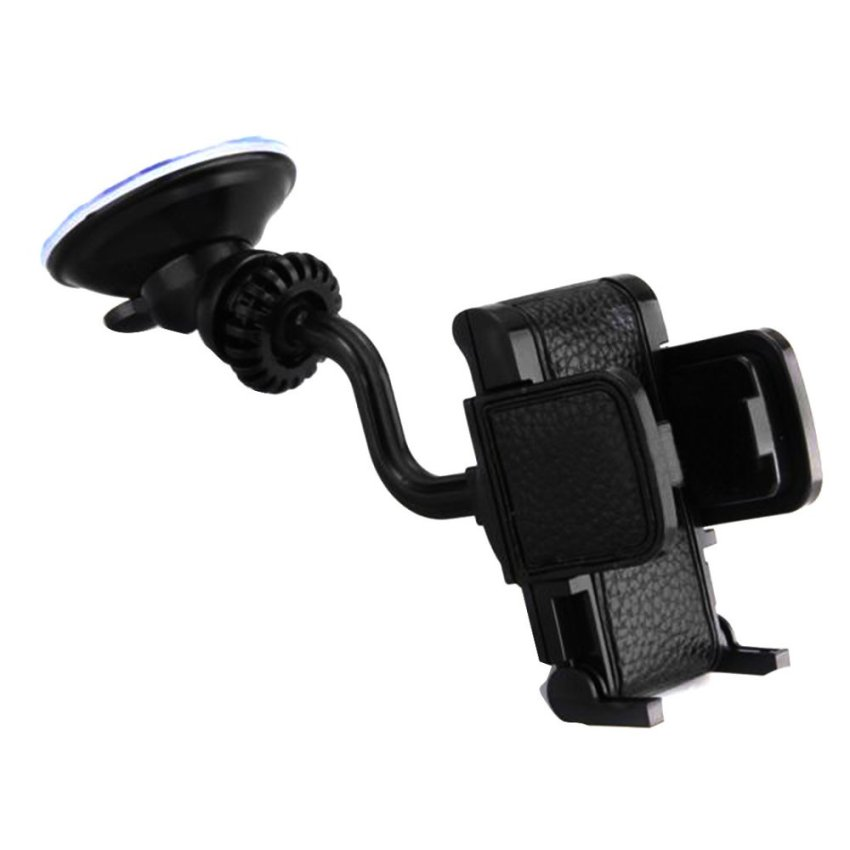 joyliveCY 360 Rotating Car Mount Holder Stand Bracket for Cell Mobile Phone iPhone