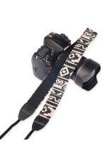 JustCreat Vintage Neck Camera Strap Camera Shoulder Strap Woven Sling Belt (203) (Intl)