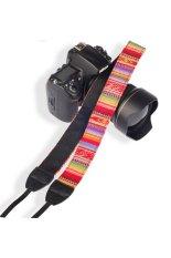 JustCreat Vintage Neck Camera Strap Camera Shoulder Strap Woven Sling Belt (204) (Intl)