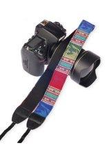 JustCreat Vintage Neck Camera Strap Camera Shoulder Strap Woven Sling Belt (208) (Intl)