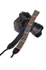 JustCreat Vintage Neck Camera Strap Camera Shoulder Strap Woven Sling Belt (210) (Intl)