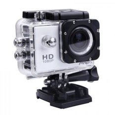 KINcam Pro1 Action Camera 1080p Full HD - 12MP - Putih