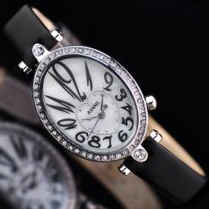 Kobwa ASNNS Genuine Fashion Ladies Watch Case Diamond Heart-shaped Pattern Dial Quartz Watch Wholesale