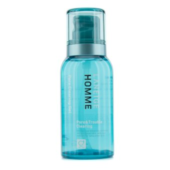 laneige homme pore clearing gel 125ml 4oz lazada indonesia