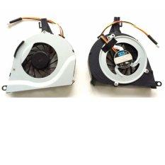 Laptop Cpu Cooling Fan For TOSHIBA Satellite L650 L650D L655 L655D L750 L755 (Silver) - Intl