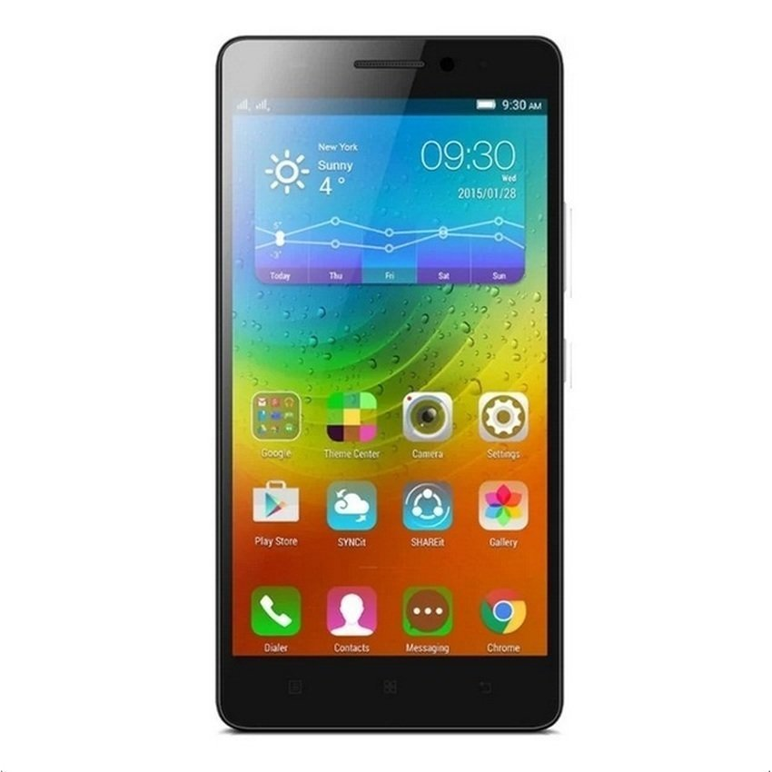 Lenovo A6000 Plus - 16 GB - Hitam