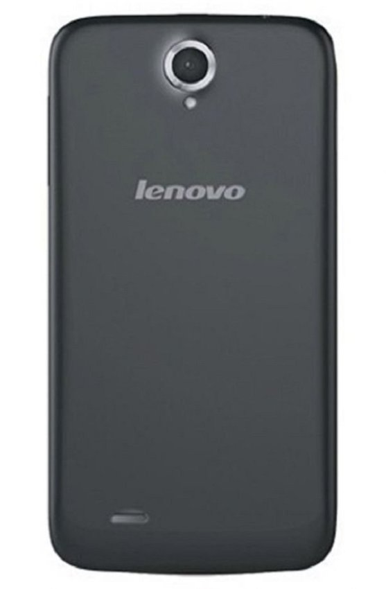 Lenovo A859 - Dual SIM - Abu-abu