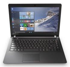 """Lenovo Ideapad 100-07ID - 14"""" - Intel N2840 - 2GB RAM - Hitam"""