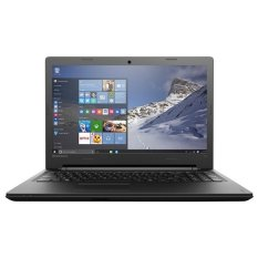 "Lenovo IdeaPad 100 - 15.6"" - Intel Core i3 5020U - 8GB RAM - Hitam"