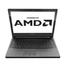 """Lenovo Ideapad Gaming Z40-75 2FID - 4GB - AMD A10 - 14"""" - Hitam"""