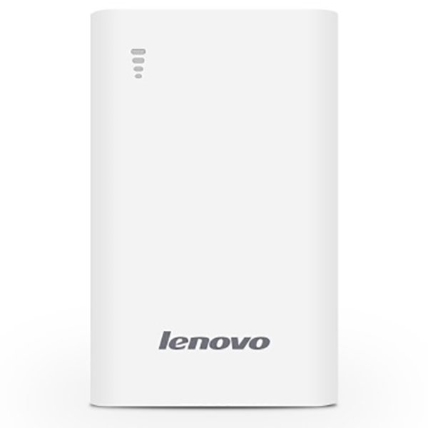 Lenovo Original Power Bank MP803 7800mAh - Putih
