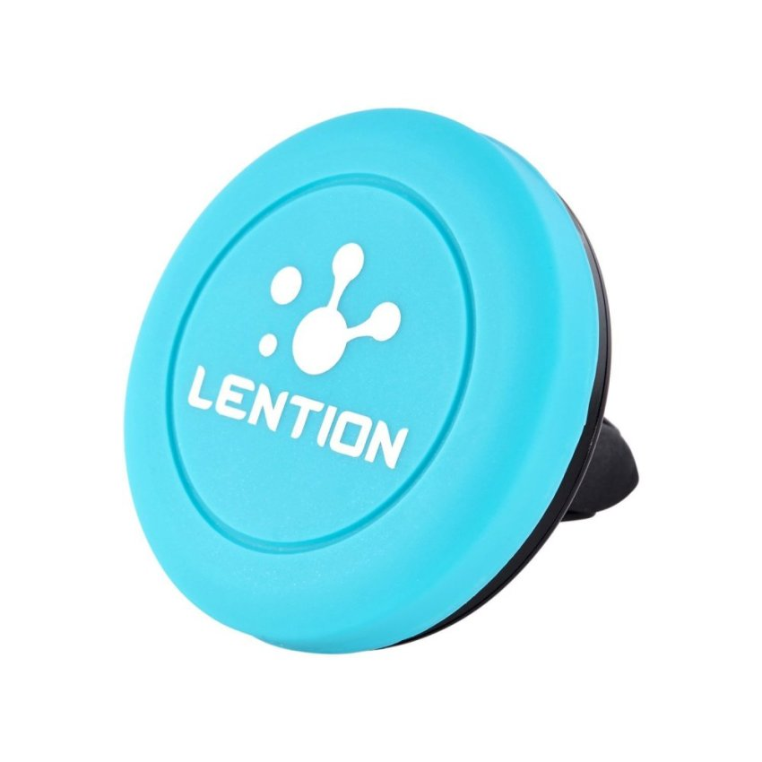 LENTION A500 Magnetic Car Mount Holder (Blue)