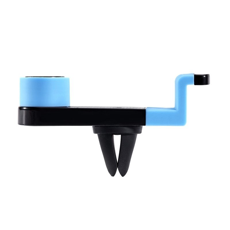 LENTION Car Air Vent Outlet Magnet Phone Holder Blue(Intl)