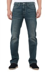Levi's 505™ Regular Fit Green Twilight - Biru