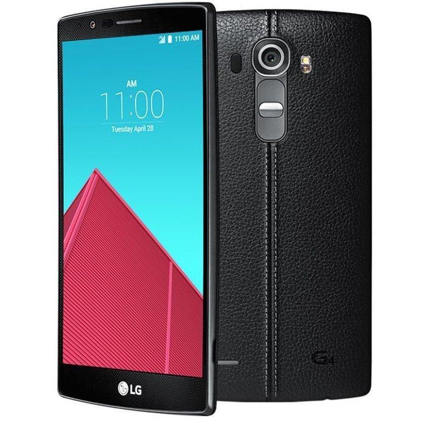 LG G4 Dual SIM 4G LTE -32GB -Leather Black