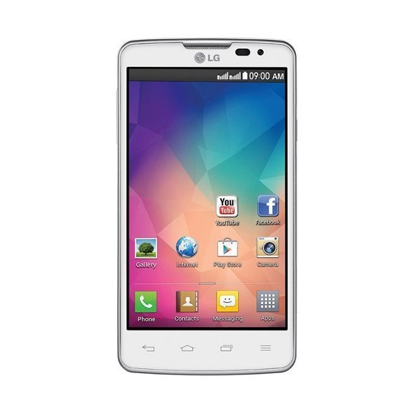 LG L60 X-145 - Dual SIM - Putih
