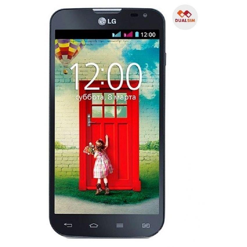 LG L90 Dual D410 - Hitam