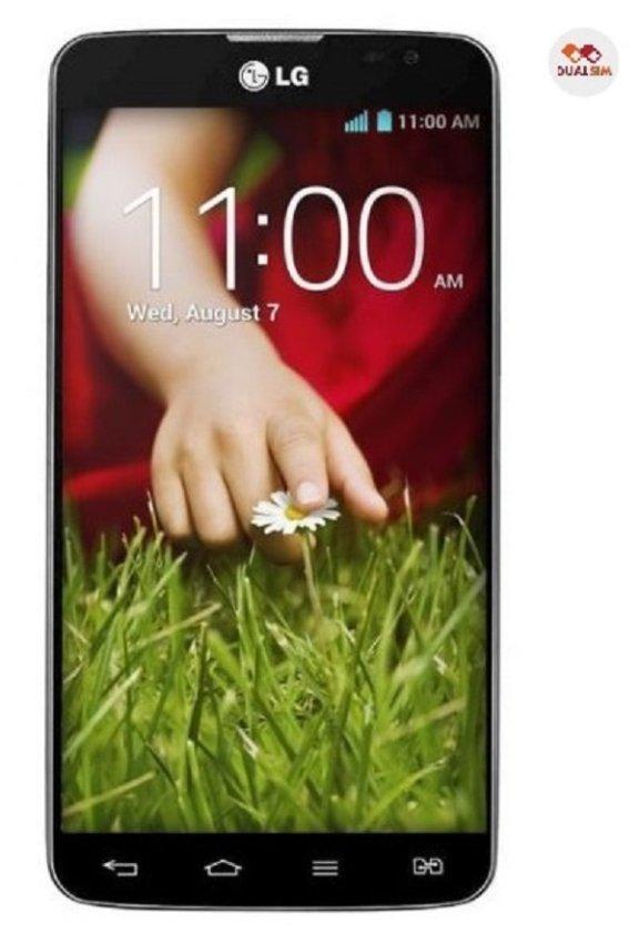 LG Optimus G Pro Lite Dual D686 - Hitam