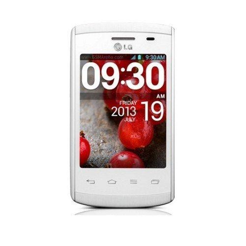 LG Optimus L1 II Dual E420 - 4GB - Putih