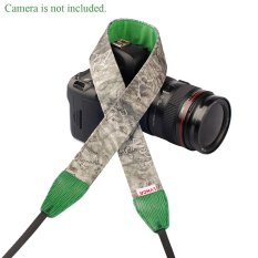 LYNCA Universal Camera Shoulder Neck Strap Belt Cotton Superior Leather Material For Camera SLR DSLR Canon Nikon (Intl)