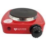 Magic Home - Kompor Listrik 1 Tungku 500 Watt - Merah