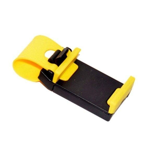 Magic Steer Phone Holder - Kuning