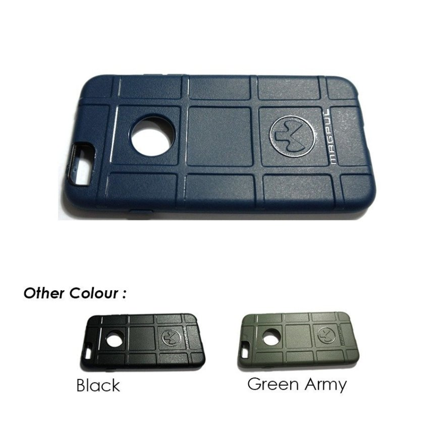 Magpul iPhone SE / 5S / 5 Army Style Case - Hitam