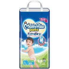 Mamypoko Popok Pants Extra Dry - L 30