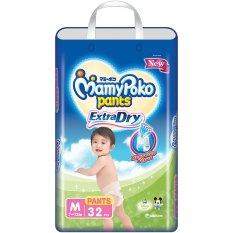 Mamypoko Popok Pants Extra Dry - M 32