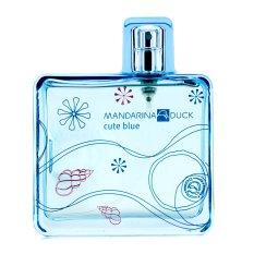 Mandarina Duck Cute Blue Eau De Toilette Spray 100ml / 3.4oz