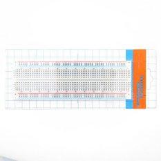 MB102 Solderless Breadboard 830 Points 2 Buses Circuit PCS Bread Board Test (Intl)